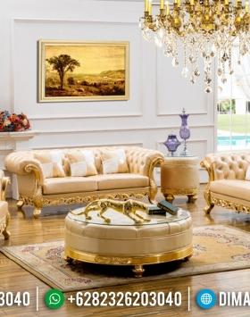 Jual Set Sofa Tamu Jepara Mewah Gold Duco 2019-2020 BT-0105