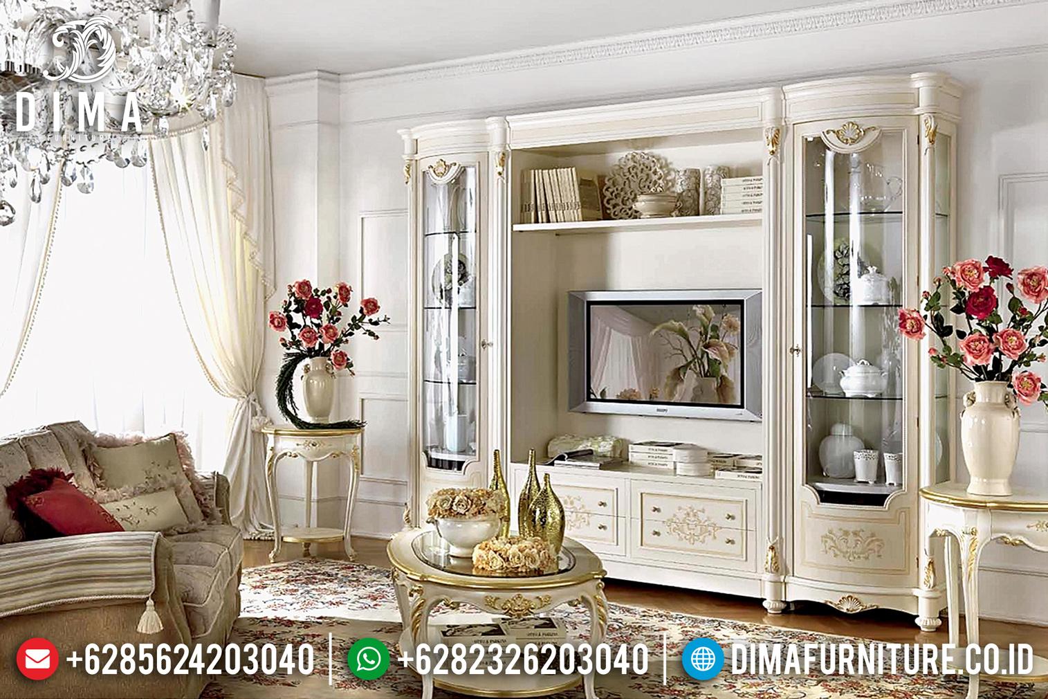 Seri Tania Set Bufet TV Jepara Mewah Duco 2019 BT-0112
