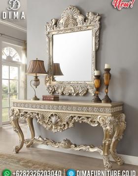 Beli Meja Konsol Mewah Imperial Rome Luxury Classic BT-0297