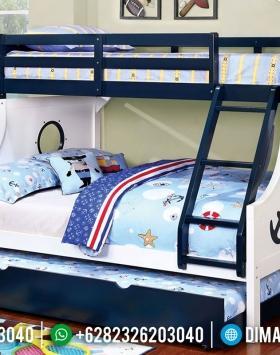 Jual Kamar Tidur Anak Tingkat Sailor Popeye BT-0251