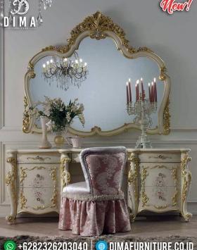New Desain Meja Rias Mewah Room Vanity BT-0238