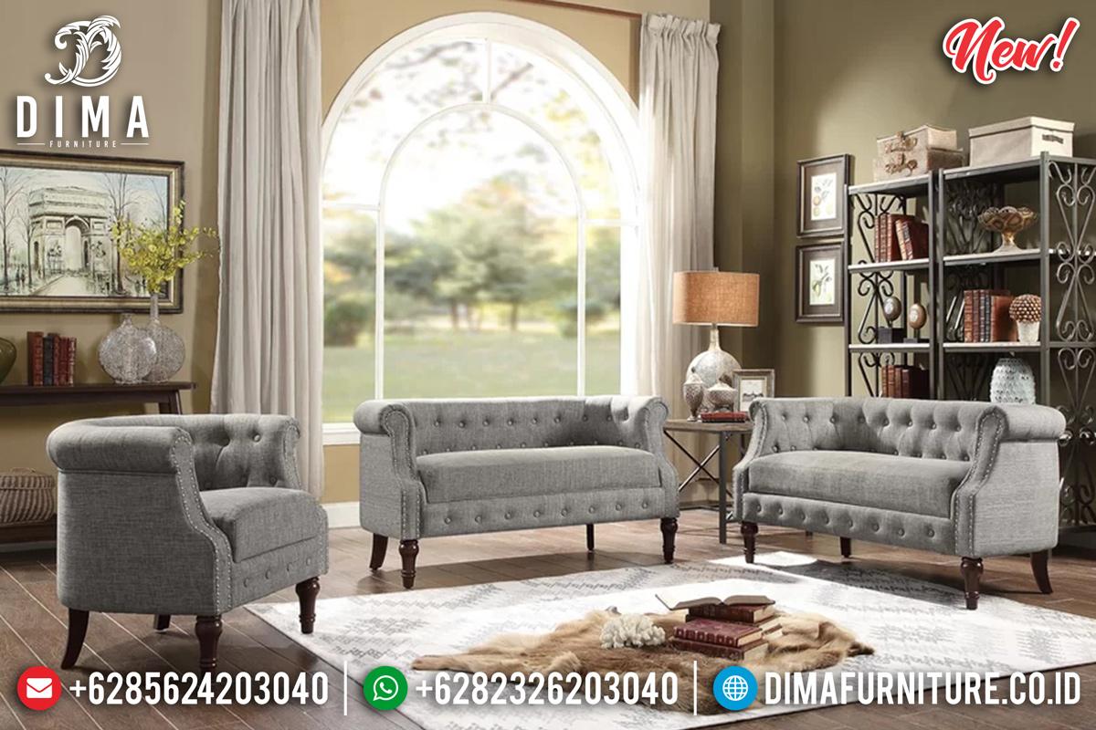 Kursi Tamu Jepara Modern, Sofa Ruang Tamu Minimalis Terbaru BT-0319