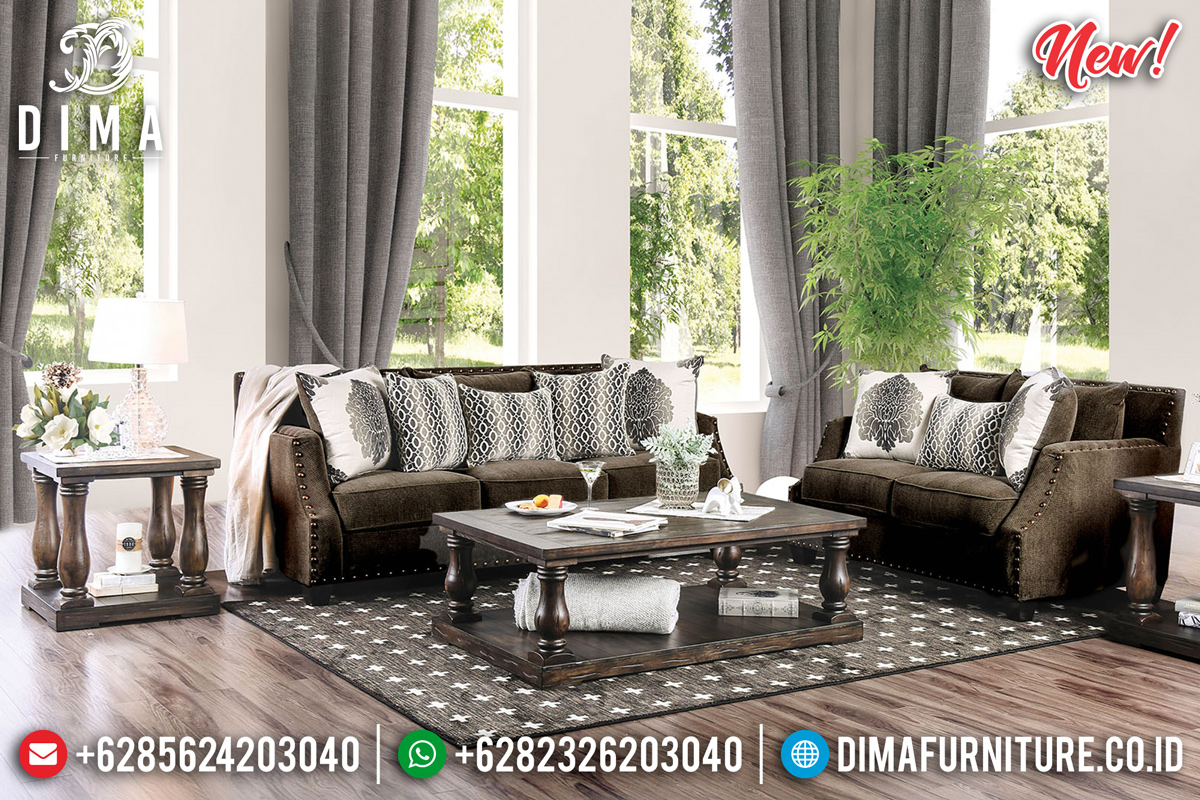New Set Sofa Tamu Minimalis Modern Georgia Mebel Jepara BT-0326
