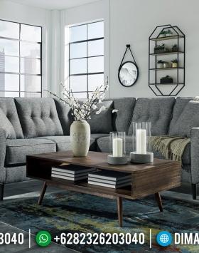 Furniture Jepara Sofa Tamu Minimalis Classic New Update 2020 BT-0434