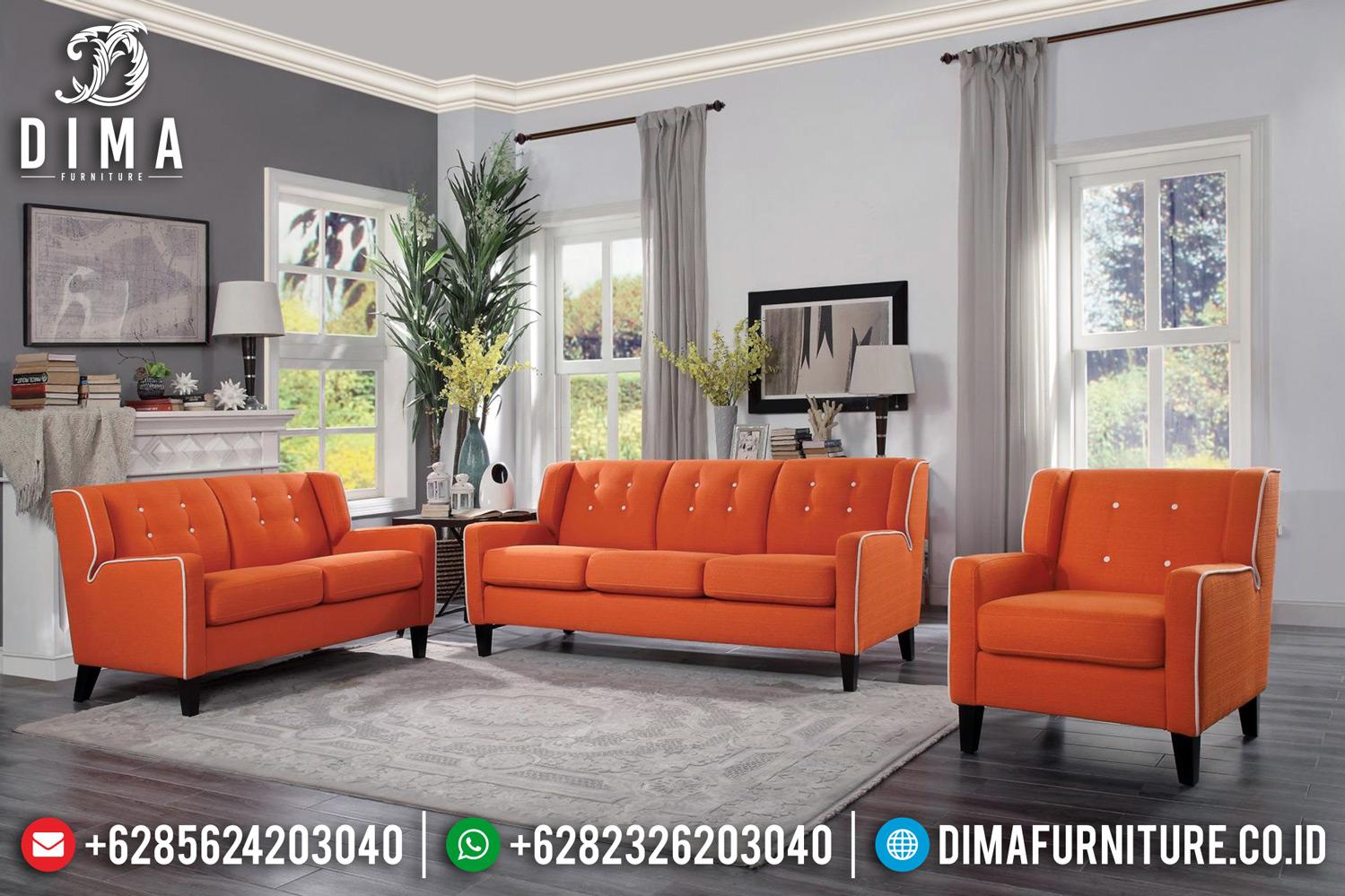 Harga Sofa Tamu Minimalis Skandinavian Furniture Jepara Murah BT-0429