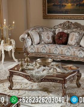 Furniture Jepara Terbaru Sofa Tamu Ukiran Mewah Classic Luxury BT-0518