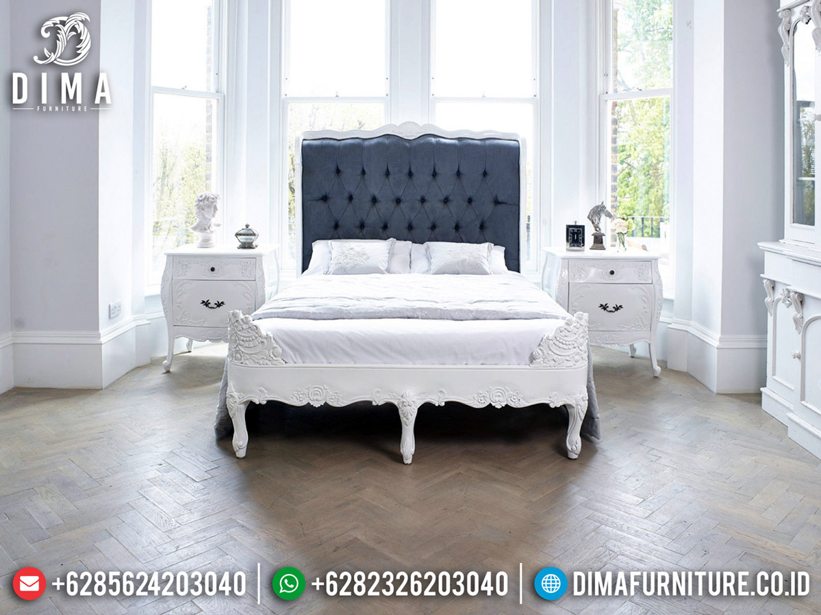 Model Kamar Set Mewah Versailles Ukiran Classic Big Sale BT-0541