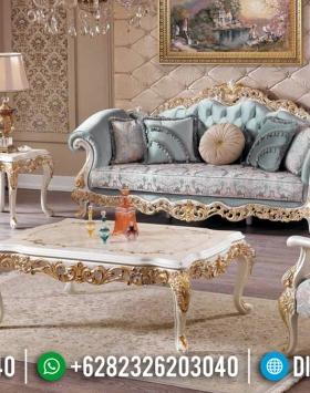 Set Sofa Tamu Mewah Luxury Classic Ukiran Asli Jepara BT-0445