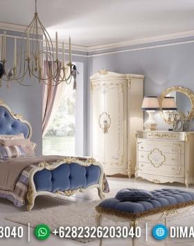 Tempat Tidur Mewah Jepara Design Luxury Classic Princes Room Interior BT-0561