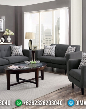 Sofa Tamu Minimalis Modern Luxurious Furniture Jepara Berkualitas BT-0637