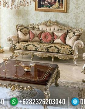 Furniture Jepara Sofa Tamu Mewah Dalmata Desain Luxury Elegant Carving BT-0653