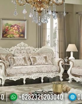New Kursi Sofa Tamu Mewah Klasik Luxury Type Ukiran Jepara BT-0655