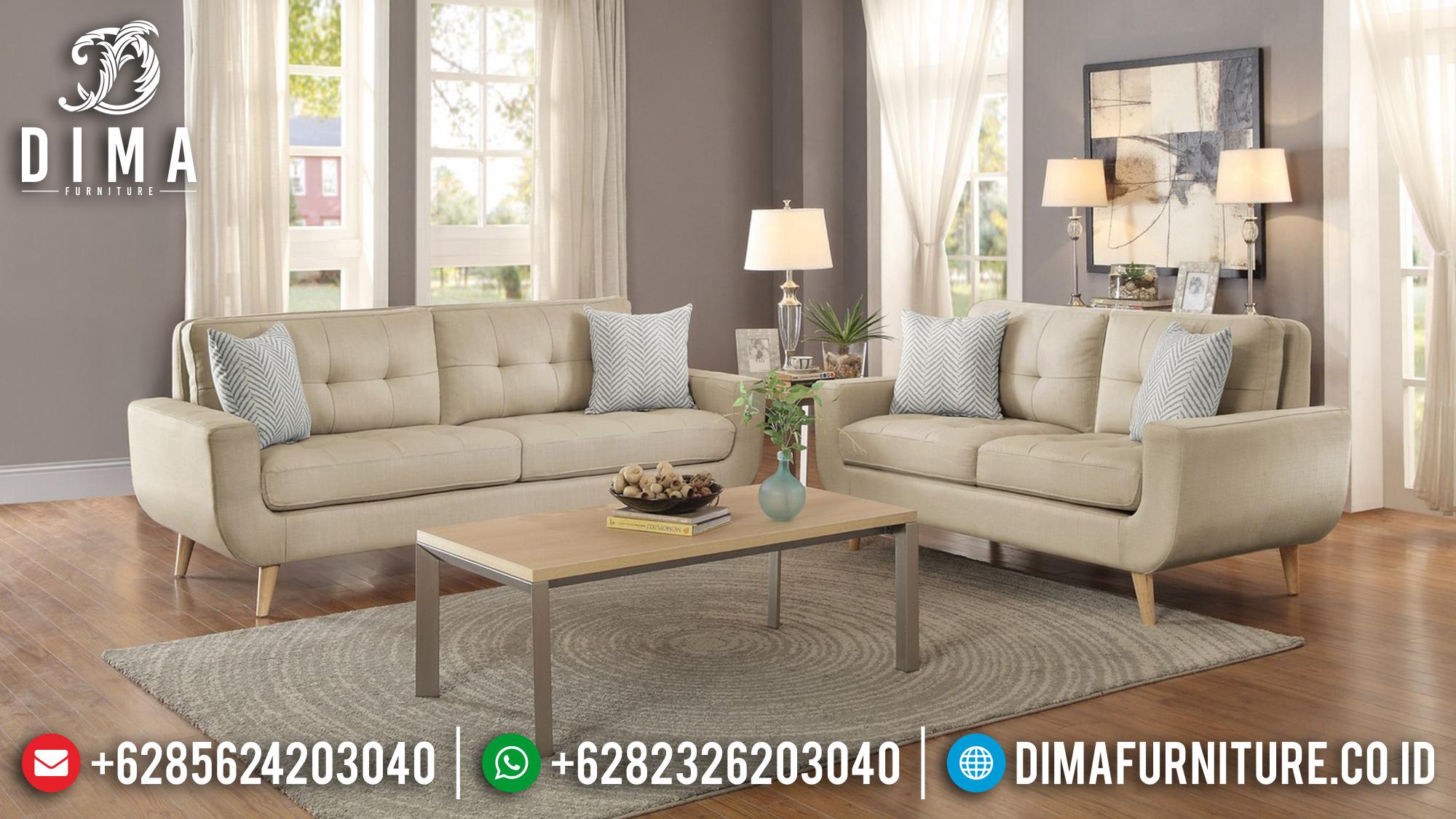 Jual Sofa Tamu Minimalis Modern Jepara Trend 2019