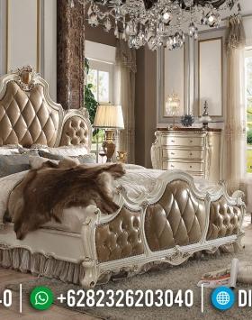 Kamar Set Mewah Ukir Klasik Tempat Tidur Jepara Marbella BT-0101