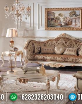 Kursi Tamu Jepara Mewah Sofa Ukiran Klasik Duco Ellen BT-0124