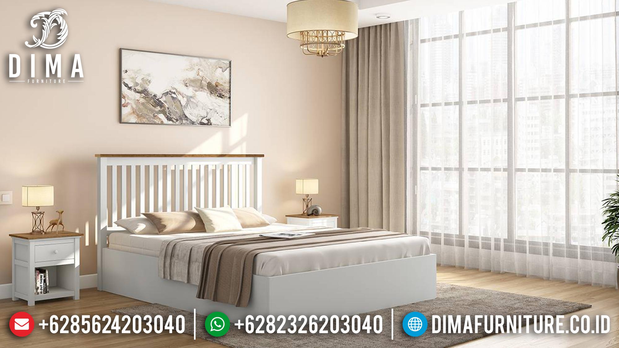 Model Set Kamar Tempat Tidur Minimalis Jepara Athens BT-0156