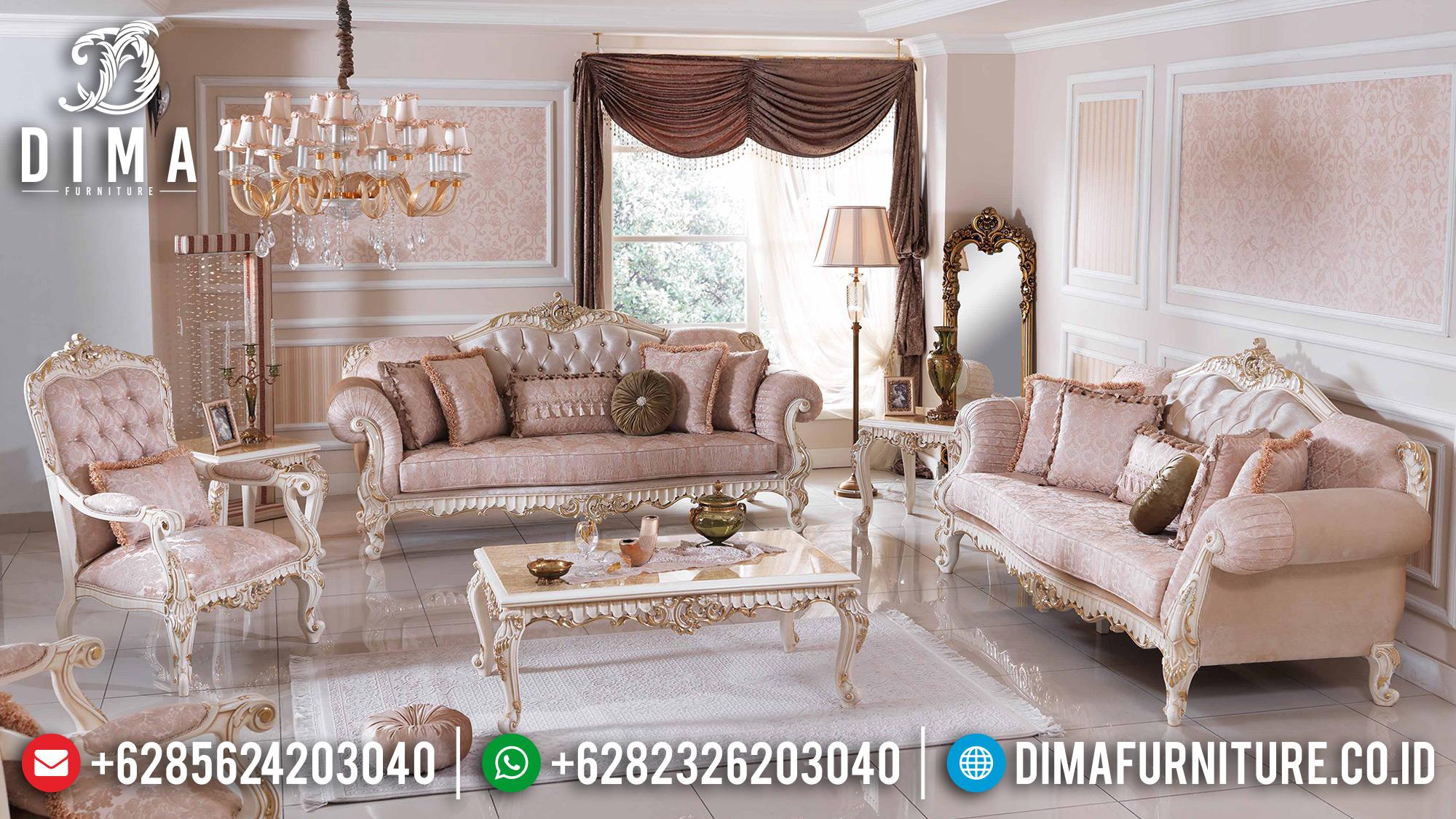 Set 3 3 1 1 Sofa Tamu Jepara Mewah Model Altay Duco BT-0121