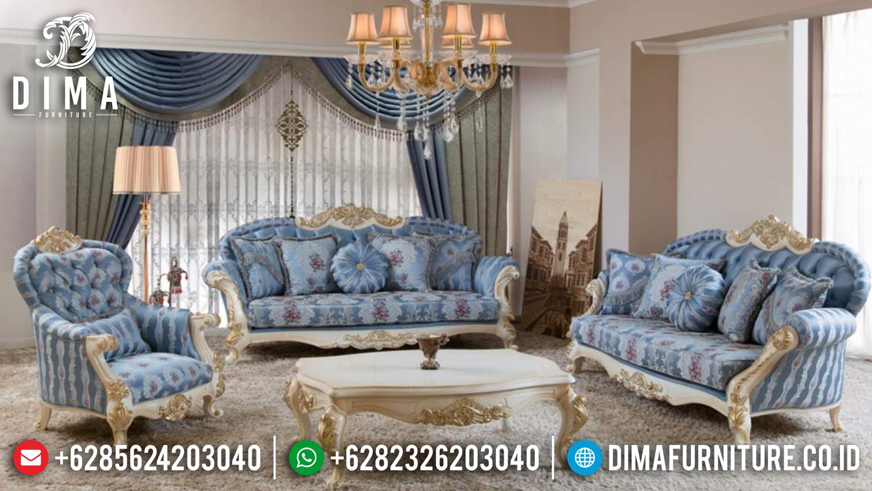 Set Kursi Tamu Mewah, Sofa Tamu Jepara, Kursi Ruang Tamu BT-0138