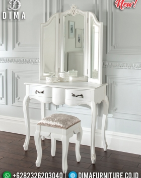 Desain Klasik Meja Rias Duco Kate Middleton BT-0258