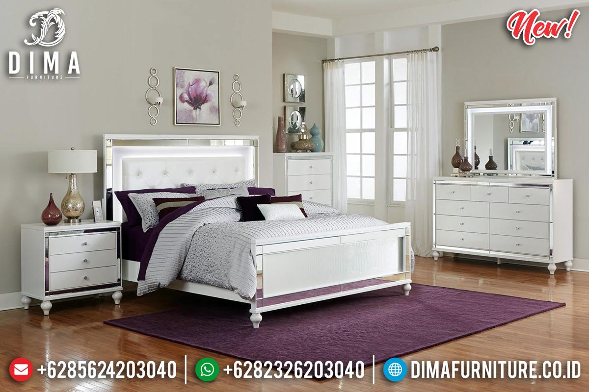Kamar Set Minimalis Modern Paris Hilton BT-0221