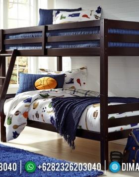 Model Tempat Tidur Minimalis Anak Tingkat BT-0252