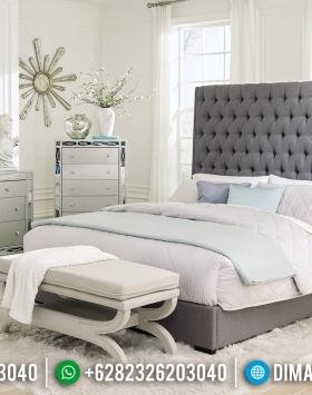 Set Tempat Tidur Minimalis Modern Full Jok BT-0222