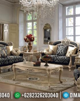 Furniture Jepara Set Sofa Tamu Mewah Harga Murah BT-0364
