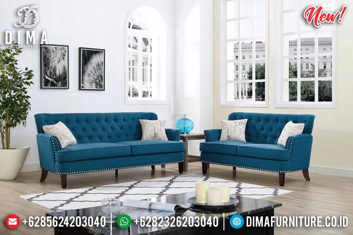 Furniture Jepara Sofa Tamu Minimalis Modern Jengki Style BT-0322