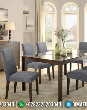 Meja Makan Sederhana Minimalis Produk Furniture Jepara Terlaris BT-0331