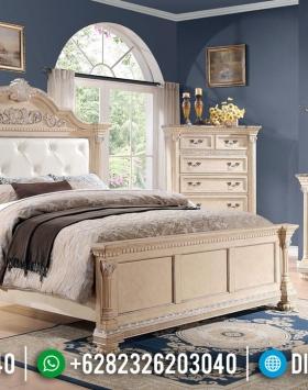 New Design Tempat Tidur Mewah Classic Europe Carving Style BT-0358