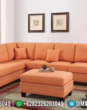 Sofa Tamu Minimalis Modern Full Jok Furniture Jepara BT-0323