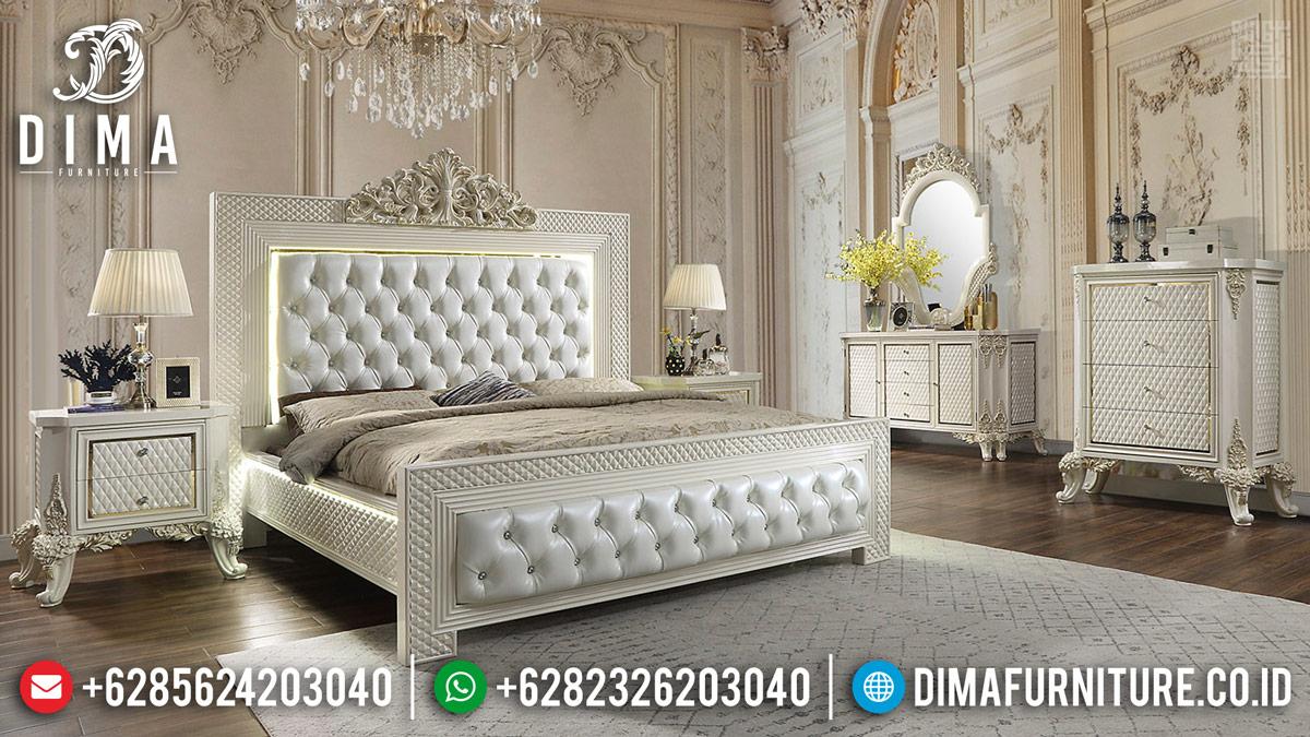 New Konsep Tempat Tidur Mewah Interior Design Luxury 2020 BT-0404