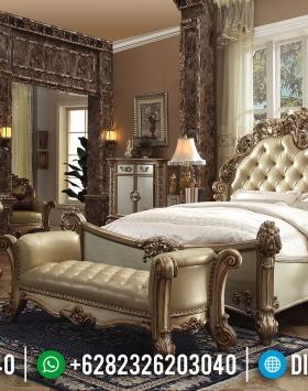 New Models Tempat Tidur Mewah Louis XVI Europe Classic Luxury Style BT-0387