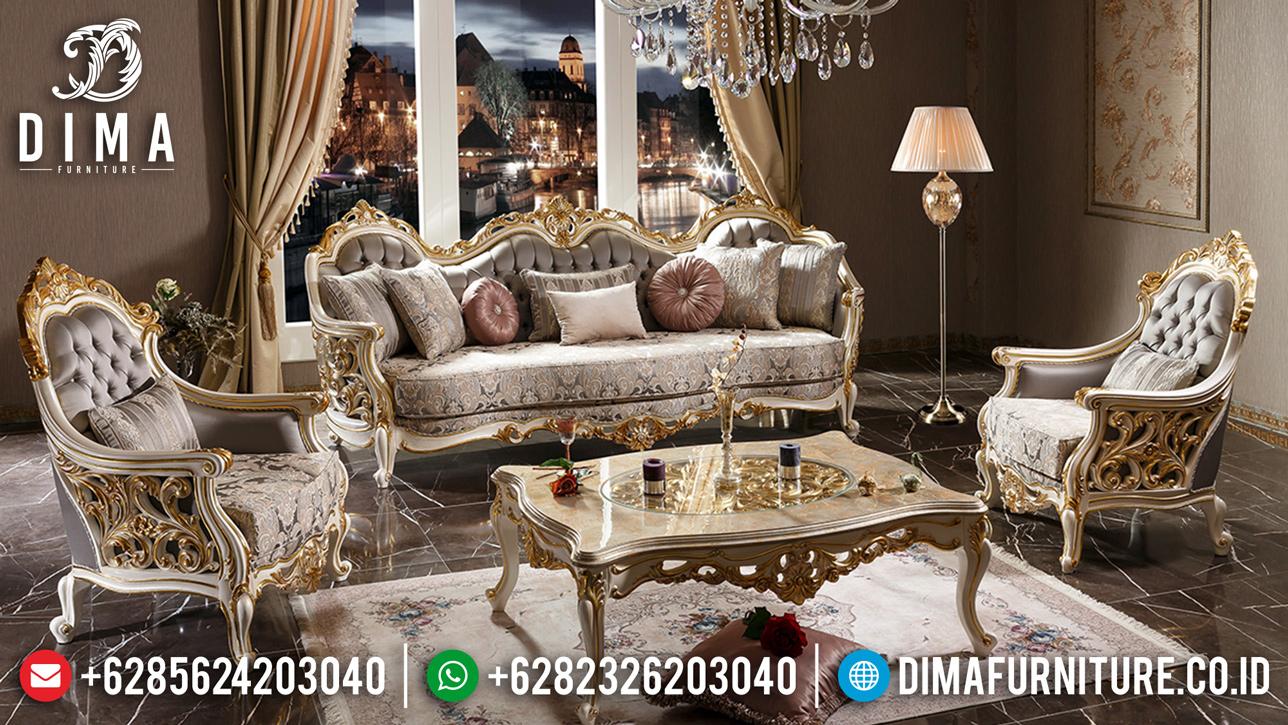 Big Discount Sofa Tamu Mewah Ala Sosialita Menengah Keatas BT-0457