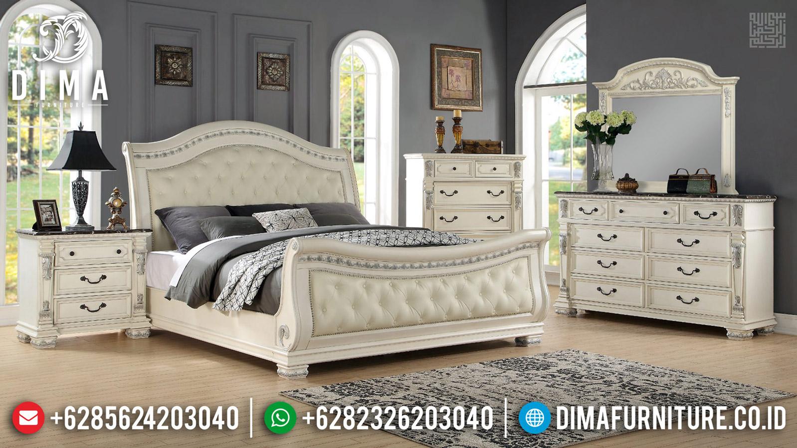 Harga Kamar Set Mewah Minimalis Modern Jepara Great Quality BT-0524