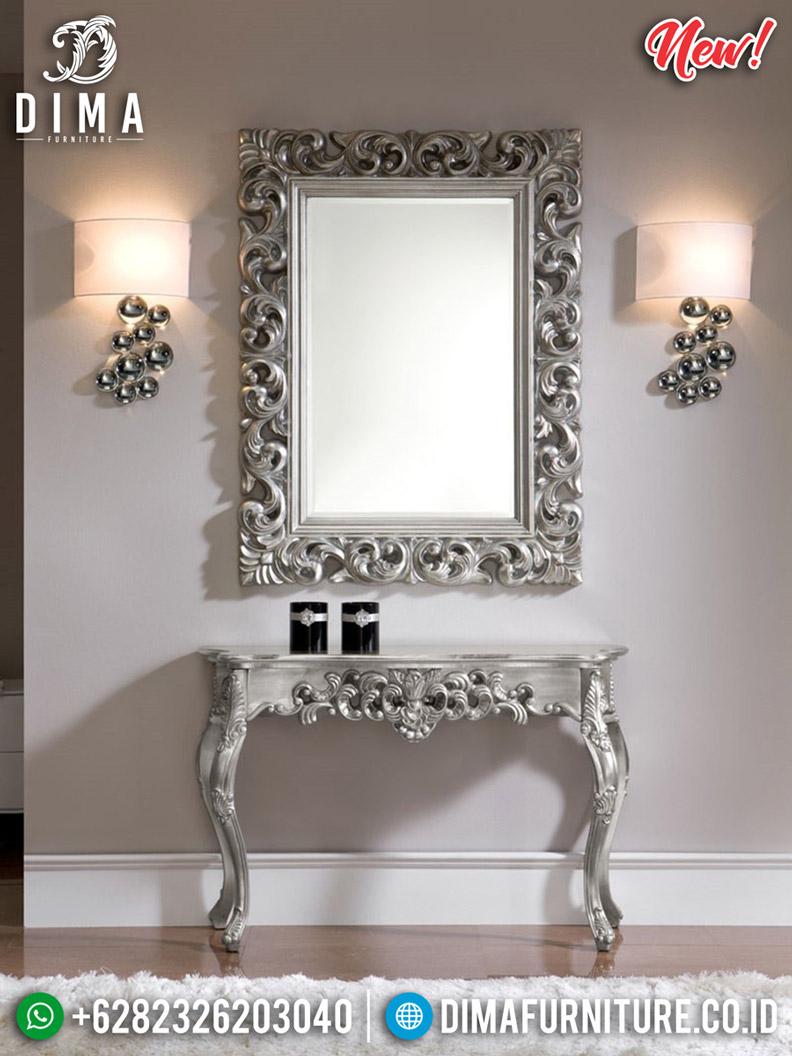 Jual Meja Konsol Mewah Luxury Royals Carving Furniture Jepara BT-0476