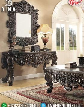 Meja Konsul Mewah Jepara Design Living Room Luxury Classic BT-0471