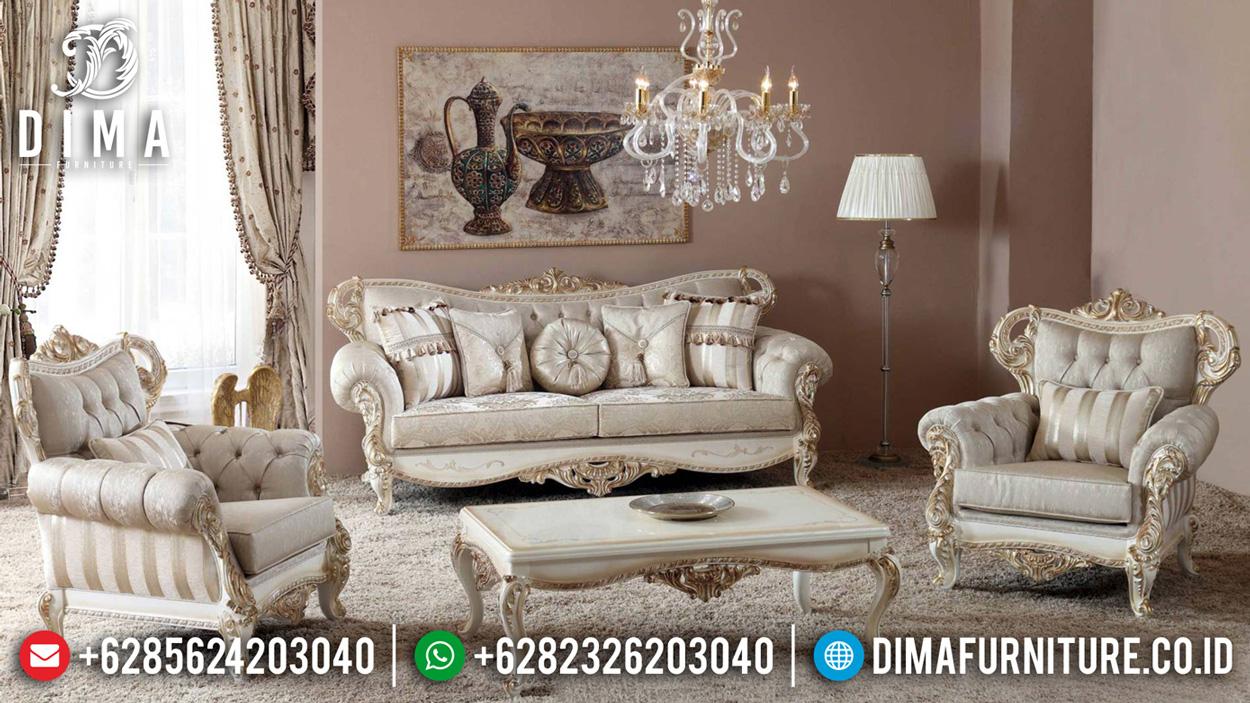 Set Kursi Tamu Sofa Ukiran Mewah Jepara New Design 2020 BT-0515