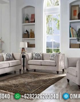 Jual Sofa Tamu Minimalis Kayu Jati Desain Ruang Tamu Modern New 2020 BT-0632