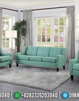 Jual Sofa Tamu Modern Kayu Jati Solid Natural Klasik Great Quality BT-0625