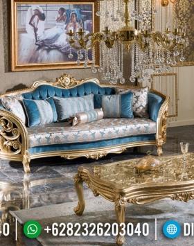 Sofa Tamu Mewah Versailles Luxury Classic Jepara Harga Terjangkau BT-0601