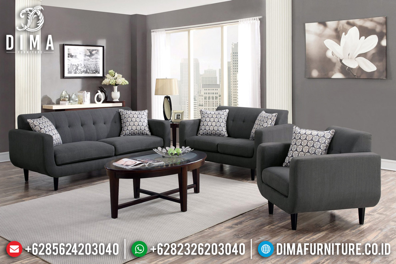 Sofa Tamu Minimalis Modern Luxurious Furniture Jepara Berkualitas BT-0637