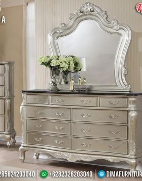 Best Seller Meja Konsol Minimalis Modern Dalmata Luxury Classic Interior BT-0721
