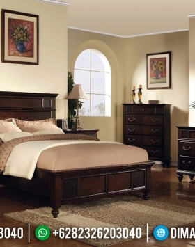 Furniture Jepara Kamar Set Klasik Jati Natural Luxury Type Interior Ideas BT-0671