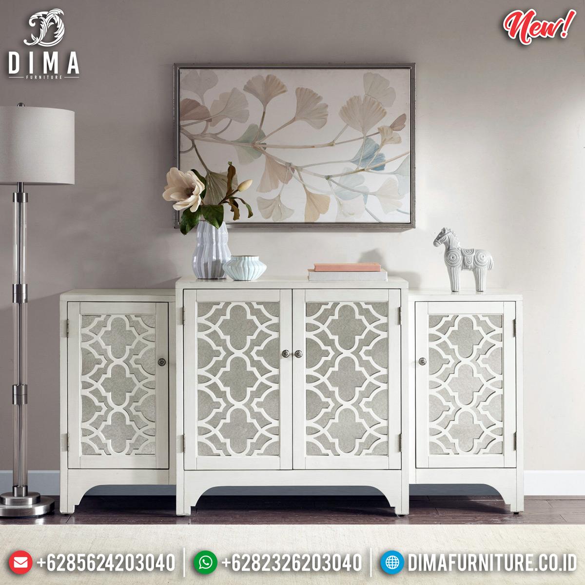 Harga Meja Konsul Minimalis Jepara New Normal Edition Furniture Jepara BT-0720