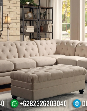 Jual Sofa Tamu Chesterfield Minimalis New Design Beautiful Interior BT-0704