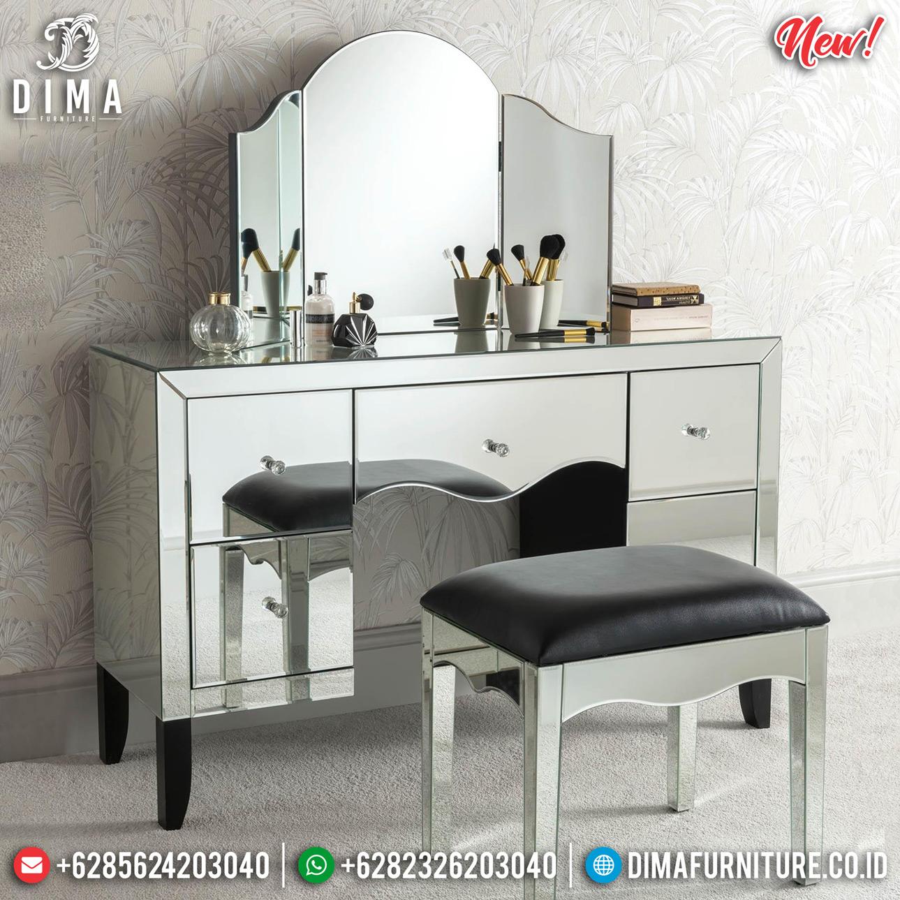 New Meja Rias Minimalis Modern Desain Vanity Room Inspiring BT-0724