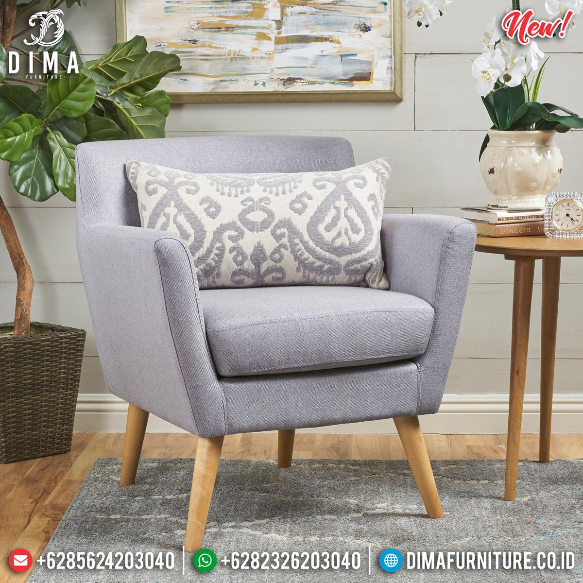 New Model Sofa Minimalis Single Epic Design Upholstery BT-0735 Model1