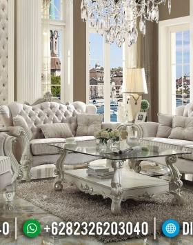 Big Sale Sofa Tamu Mewah Jepara New Design Superior Glorious Style BT-0808