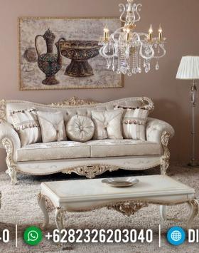 Classic Luxury Sofa Tamu Jepara Ukiran Mewah New Style Furniture Jepara BT-0809